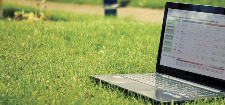 Digitálny príspevok je aj zelené riešenie